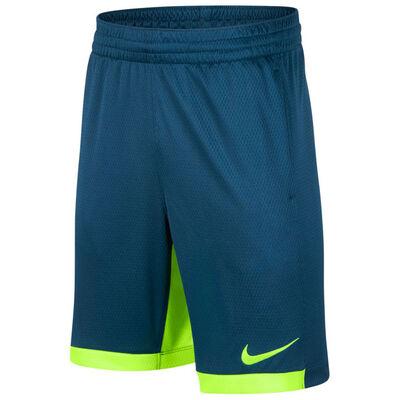 Nike Boy's Dry Short Trophy-Blue Force-Volt