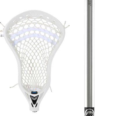 Warrior Evo 5 with Maverik Apollo Complete Stick