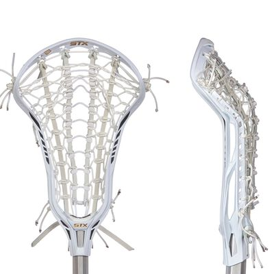 Stx Crux 600-White with Rail Elite Pocket