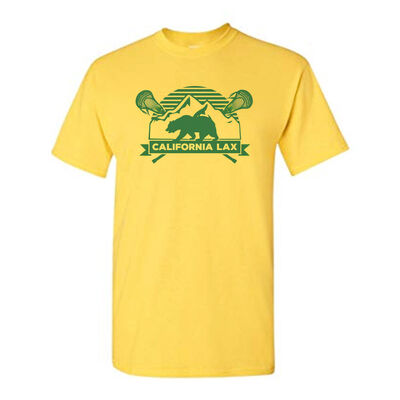 California Youth Lacrosse T-Shirt