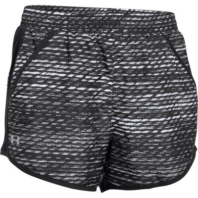 UA Fly By Printed Short