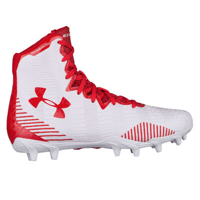 Under Armour W Lax Highlight MC-White-Red