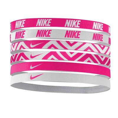 Nike Printed Headbands 6 Pack