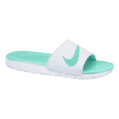 Nike Women's Benassi Solarsoft Slide Sandal