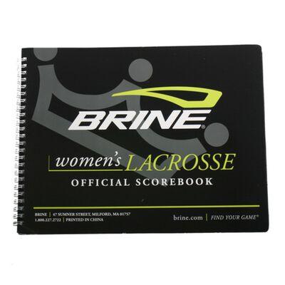 Brine Women's Scorebook