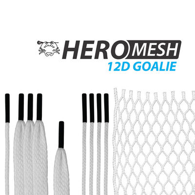 ECD 12D Hero Semi Soft Goalie Mesh Kit