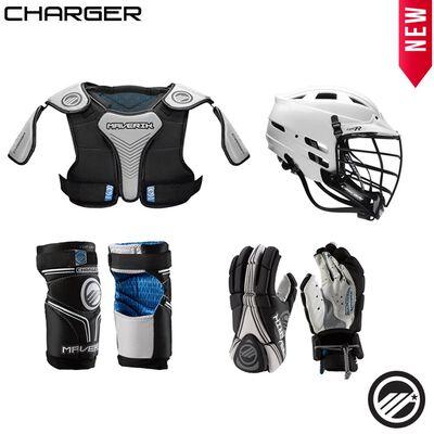 Beginner Lacrosse Equipment Set