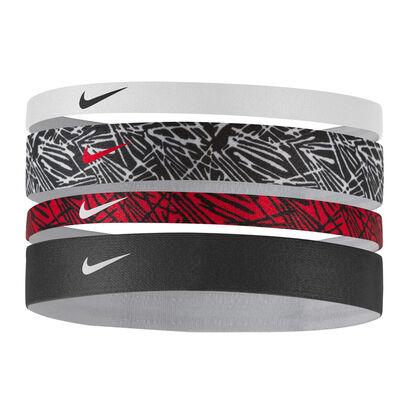 Nike Printed Headbands- 4pack