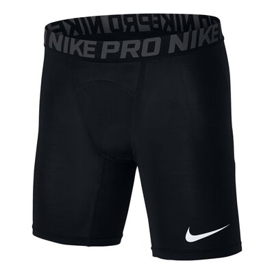 Men's Nike Pro Compression Shorts-Black