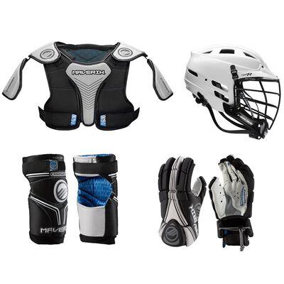 Boys Lacrosse Equipment Set