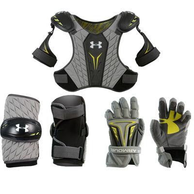 UA NEXGEN Lacrosse Equipment Set