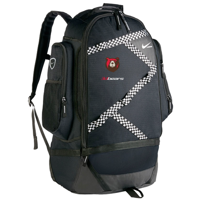 3d Faceoff Backpack - Bears