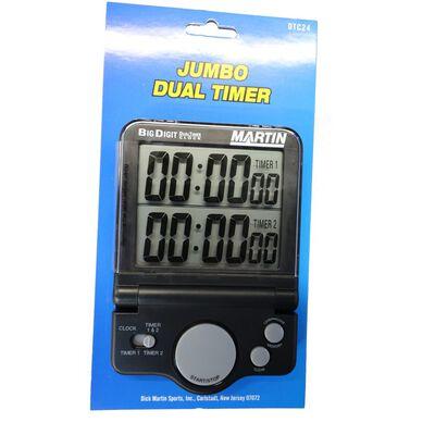 Duel Timer Clock