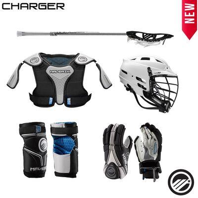 Youth Lacrosse Equipment Set