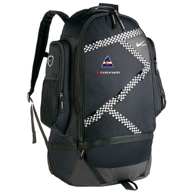 3d Faceoff Backpack - Colorado