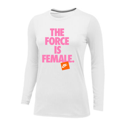 Nike Force is Female Core Crew