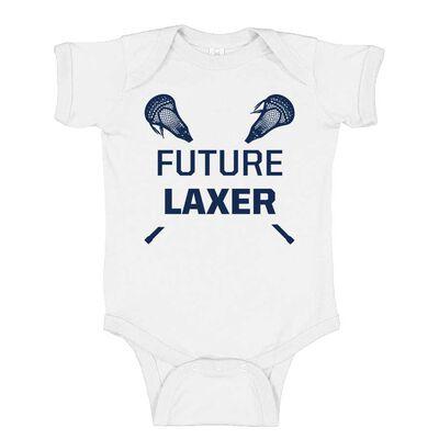 Lax.com Future Laxer Onesie