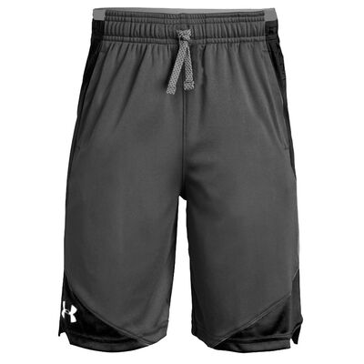 Under Armour Stunt 2.0 Short - Pitch Gray/White