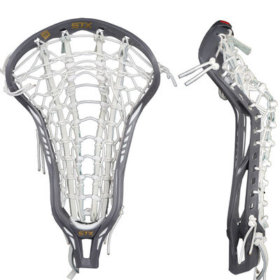 Stx Crux 600-Grey with Rail Elite Pocket