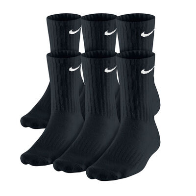 Nike Dry Cushion Crew Training Sock-Large