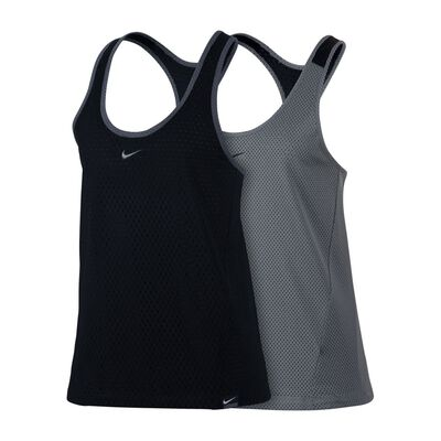 Women's Nike Dry Pinnie-Black