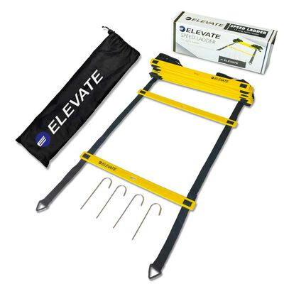 Elevate Sports Agility Ladder and Speed Cones Training Set