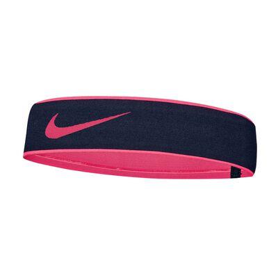 Nike Pro Swoosh Headband 2.0-Thunder Blue