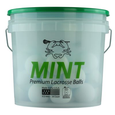 ECD Mint Lacrosse Ball Bucket