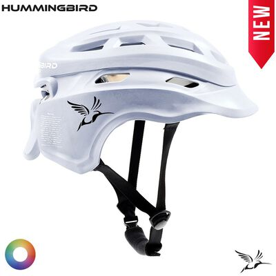The Hummingbird Girl's Lacrosse Helmet