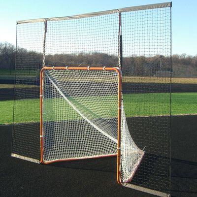 Rage Cage Net Visor Backstop