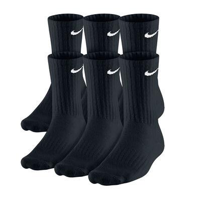 Nike Dry Cushion Crew Training Sock-Large