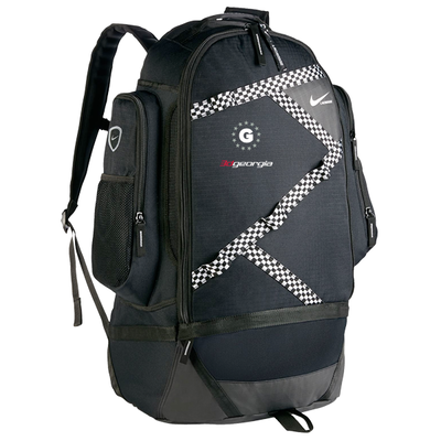 3d Faceoff Backpack - Georgia