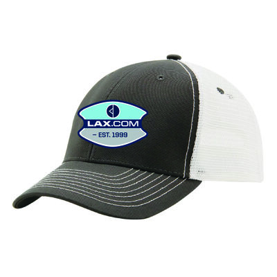 Lax.com Squeeze Patch Mesh Back Hat