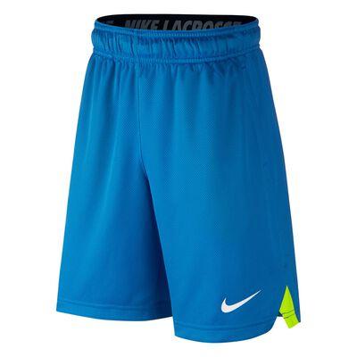 Boy's Nike Lacrosse Short Youth-Blue