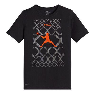Boys' Nike Dry Training Youth T-Shirt-Black