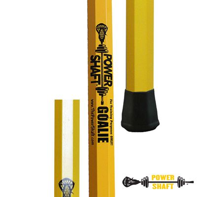 Power Shaft Weighted Goalie Training Handle-40Inch-Heavy