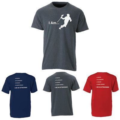 I am Attackman T-Shirt