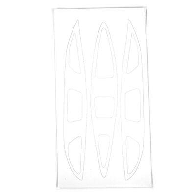 Cascade CPXR Vent Stripes