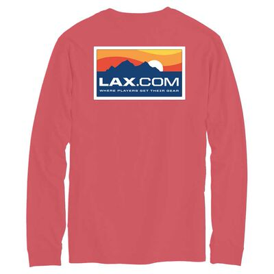 Lax.com Long Sleeve T-Shirt