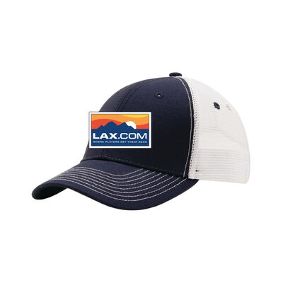 Lax.com Sunset Patch Mesh Back Hat