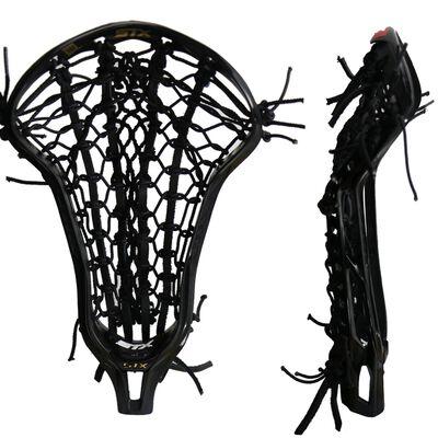 Stx Crux 600 Black with Black Venom Mesh Pocket