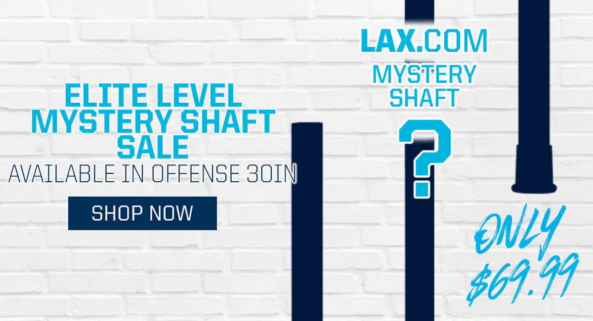 Mystery Lacrosse Shaft