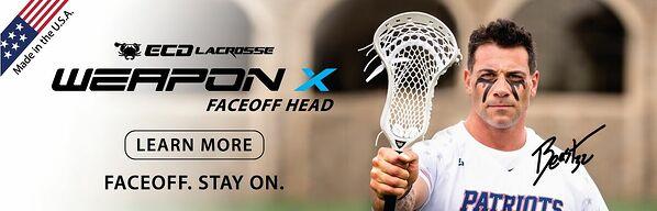ECD Weapon X Lacrosse