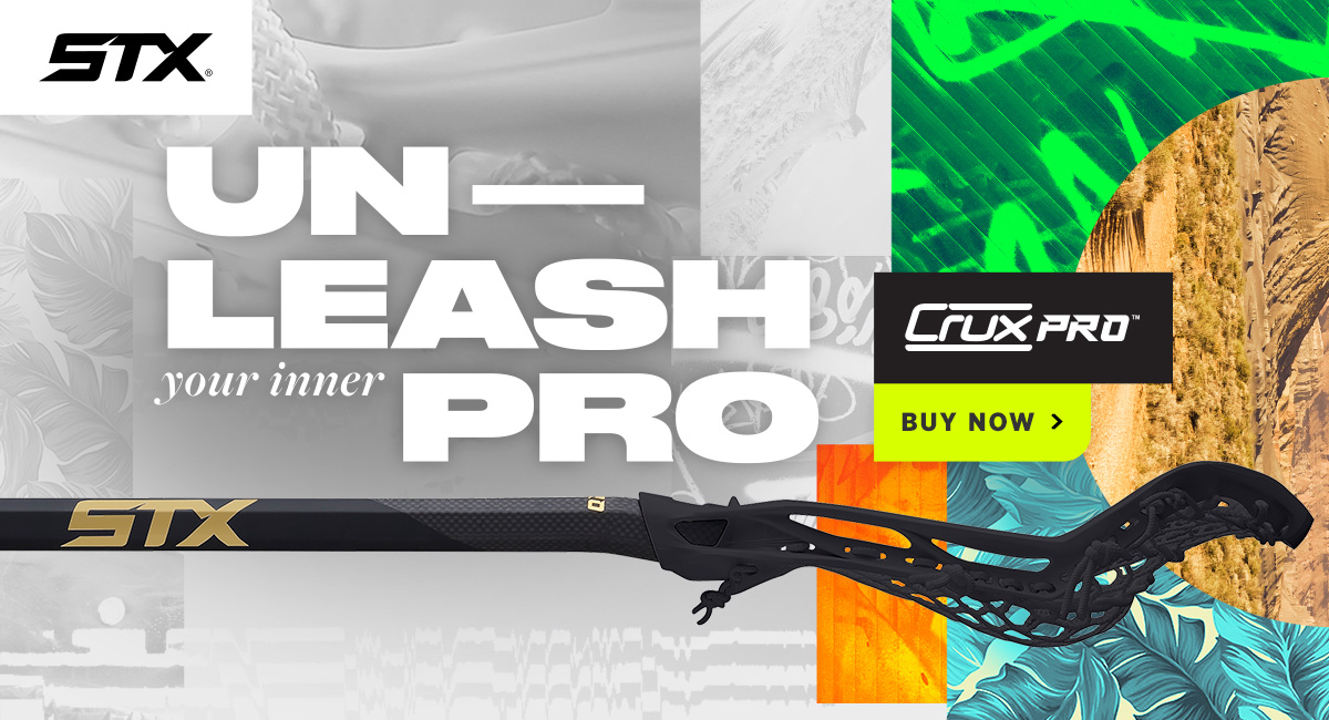 STX Crux Pro Elite Stick