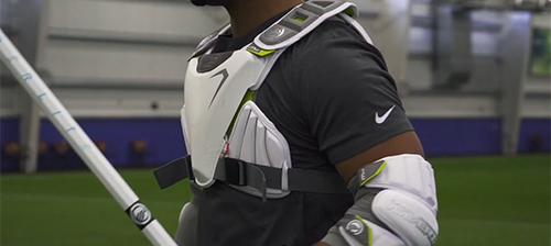 Best Shoulder Pads For Lacrosse