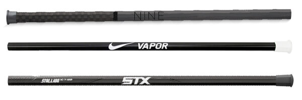 Lacrosse shafts that will not fit every head