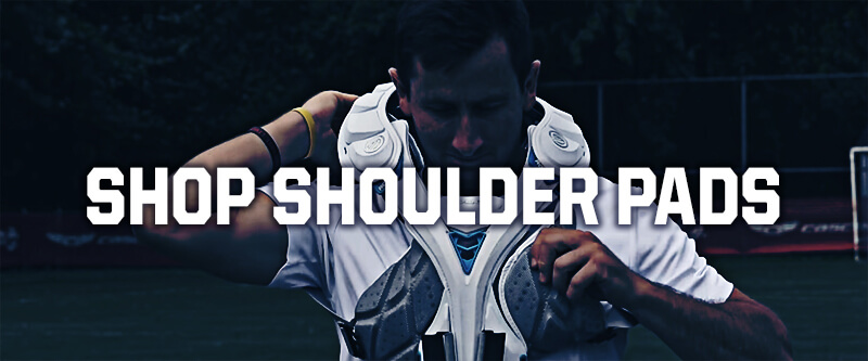Mens lacrosse shoulder pad sizing guide