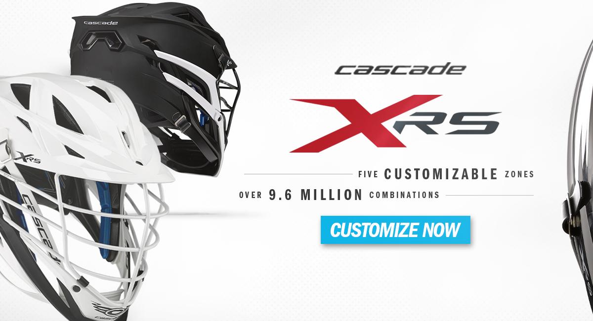 Cascade XRS Lacrosse Helmet