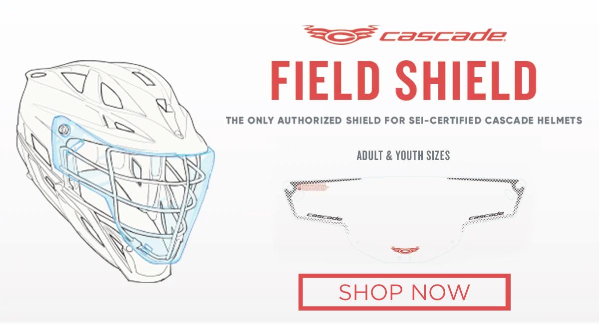 Cascade field shield