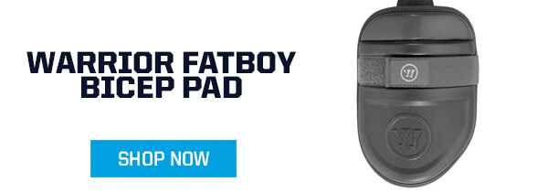 WARRIOR FATBOY BICEP PAD for Box Lacrosse